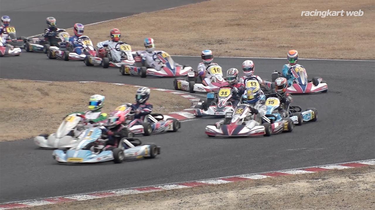 2019 鈴鹿カート選手権 第1戦