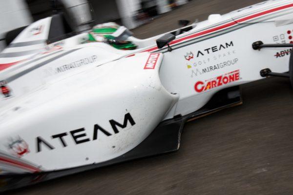 ATEAM motorsport 2019年体制発表