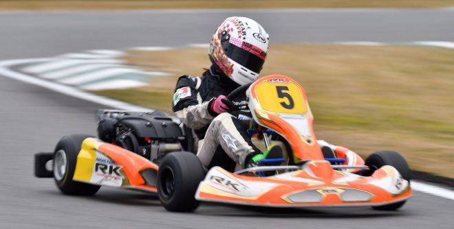ヤマハカート耐久レース