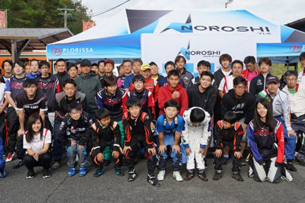 NOROSHIカートレース第3戦