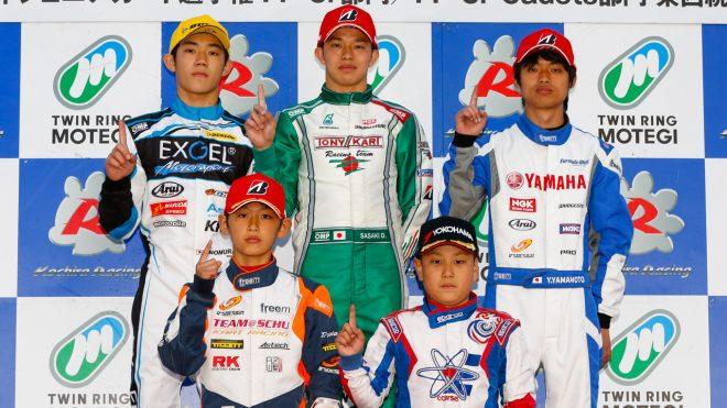 全日本カート チャンピオン