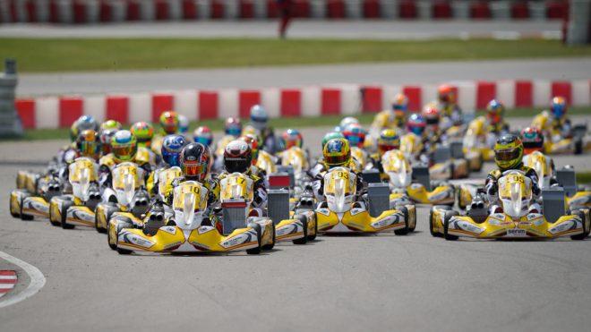 CIK ACADEMY レース