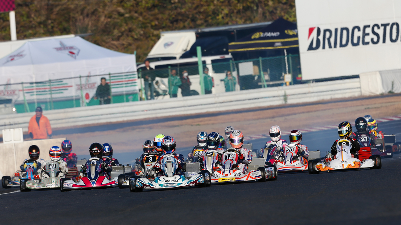 ROK CUP 2020 開幕戦
